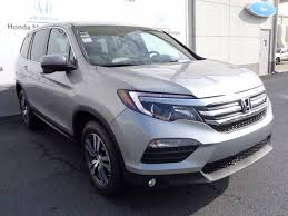 2017 new honda pilot ex l w res 2wd at honda mall of georgia