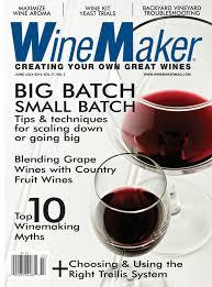 Your Big Backyard Magazine by Jun Jul 2014 Winemaker Magazine