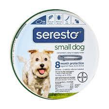 seresto flea and tick collar for small dogs walmart com