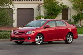 a toyota 2013 toyota corolla reviews and rating motor trend