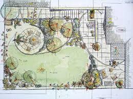 Design A Garden Layout Exles Of Inspiring Garden Pleasing Garden Layout Home Design
