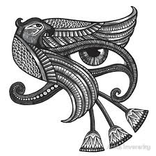 eye of horus im obsessed with this i must this