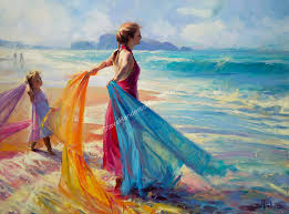 steve henderson work zoom into the surf wall art decor at