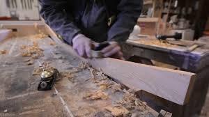 woodworking curved handrails samurai carpenter youtube