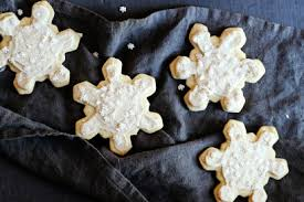 snowflake sugar cookies snowflake sugar cookies gluten free tasty kitchen a happy