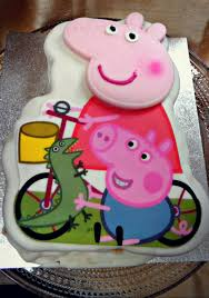 New Years Eve Decorations Tesco by Chez Maximka One Happy Boy And A Peppa Pig Cake