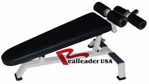 Adjustable Abdominal Bench Strength Fw Series Shandong Realleader Fitness Co Ltd Page 1