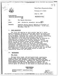 u s climate change policy in the 1980s