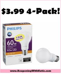 best buy light bulbs 4 pack of philips led white light bulbs half off at best buy