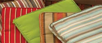 Fabric For Patio Chairs Simple Patio Design With Custom Furniture Cushions And Lime