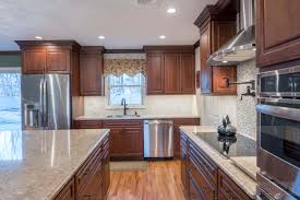 Home Warehouse Design Center Centereach Center Isle Kitchen Consumers Kitchen Showcase Design