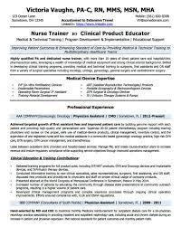 Maxim Healthcare Recruiter Nurse Trainer Resume Cv Cover Letter