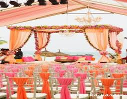 indian wedding decorations contemporary décor ideas for a low budget indian wedding
