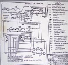 dual capacitor wiring diagram diagrams ac blower remarkable air