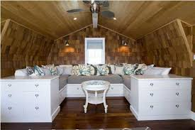 craftsman attic with ceiling fan u0026 hardwood floors zillow digs