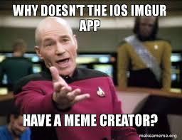 Mobile Meme Creator - meme creator in ios mobile imgur app album on imgur
