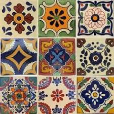 spanish hand painted tiles our design inspiration for invitations