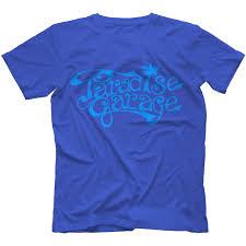 paradise garage t shirt t shirts design concept