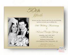50th wedding anniversary program 50th wedding anniversary program wording 50th wedding