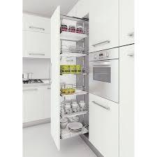 meuble haut cuisine largeur 50 cm largeur de colonne 30 à 50 cm et profondeur 50 cm4 à 6 paniers