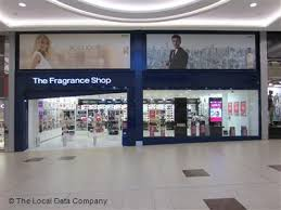 the fragrance the fragrance shop on eldon way products in city centre