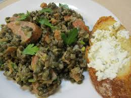 Ina Garten Salad Recipes by Lentil And Kielbasa Salad U2013 Madcity Eats