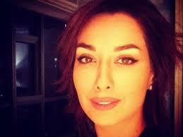iranian women s hair styles sadaf taherian iranian actress who published photos on instagram