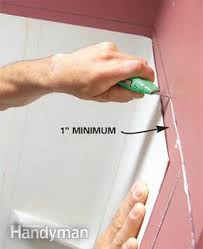 How To Do Laundry In The Bathtub How To Install A Bathtub Install An Acrylic Tub And Tub Surround