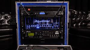 ultimate audio video setup why a guitar rack system with a built in tube amp and effects