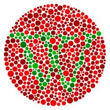 Green Red Color Blind Color Blindness