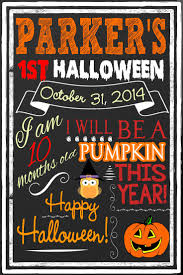 my first halloween my first halloween signs u2013 fun for halloween