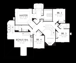 House Plans For Sloping Lots In The Rear by Mascord House Plan 2343 The Bellingrath