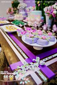 Party Table Decorating Ideas Best 25 Purple Party Decorations Ideas On Pinterest Purple Baby
