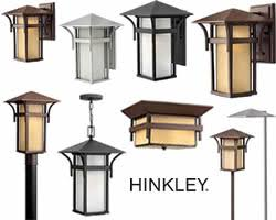 Hinkley Landscape Lighting Hinkley Shelter Outdoor Collection Brand Lighting Discount