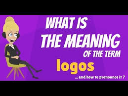 what does the logo what is logos what does logos logos meaning definition