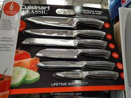 cuisinart kitchen knives cuisinart 6 piece knife set costco 4 jpg