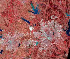 Dallas Fort Worth Metroplex Map by Dallas Texas Usa Earthshots Satellite Images Of Environmental