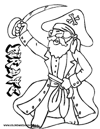 pirate coloring pages getcoloringpages com