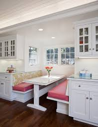 Curved Banquette Kitchen Traditional With Built In Booth Dining Table Dining Roomrustic Modern Kitchen
