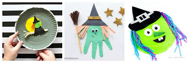 Room On The Broom Craft Ideas - 50 super cool halloween crafts for kids buggy and buddy