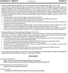Field Service Engineer Resume Sample by 36 Job Winning Engineering Resume Samples That You Must See