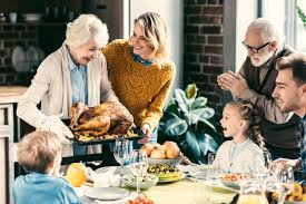 100 who celebrated thanksgiving thanksgiving in 2017
