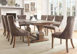 Dining Room Sets With Fabric Chairs  Thejotsnet - Dining room sets with upholstered chairs