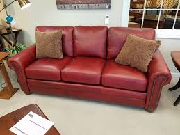 Omnia Savannah Leather Sofa by Furniture Stores In Macomb Michigan