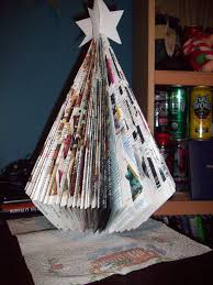 tree from a magazine