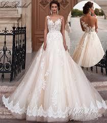 wedding dress 2017 new wedding dress 2017 scoop neck sleeveless a line
