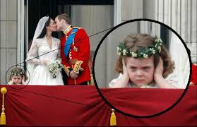 Princess Beatrice Hat Meme - newest internet meme royal wedding flower girl upstages kate and