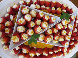 fresh ideas engagement party appetizer menu