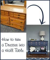 Turning Dresser Into Bookshelf 20 Of The Best Upcycled Furniture Ideas Craft Station