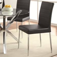 Bana Home Decor Ideal Vinyl Dining Chairs For Home Decoration Ideas With Vinyl